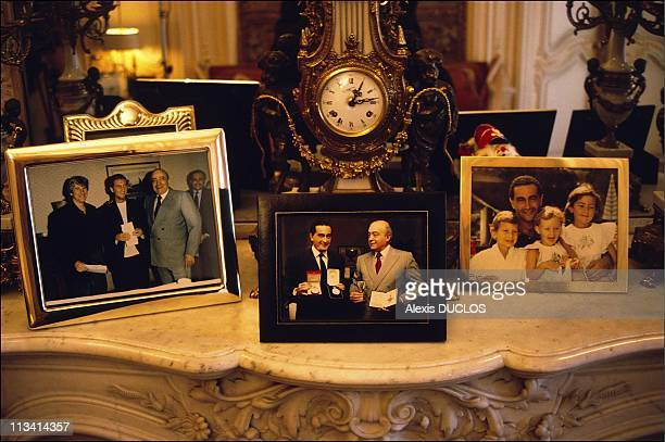Paris Apartment Dodi Al Fayed On July 17th 1998 In ParisFrance