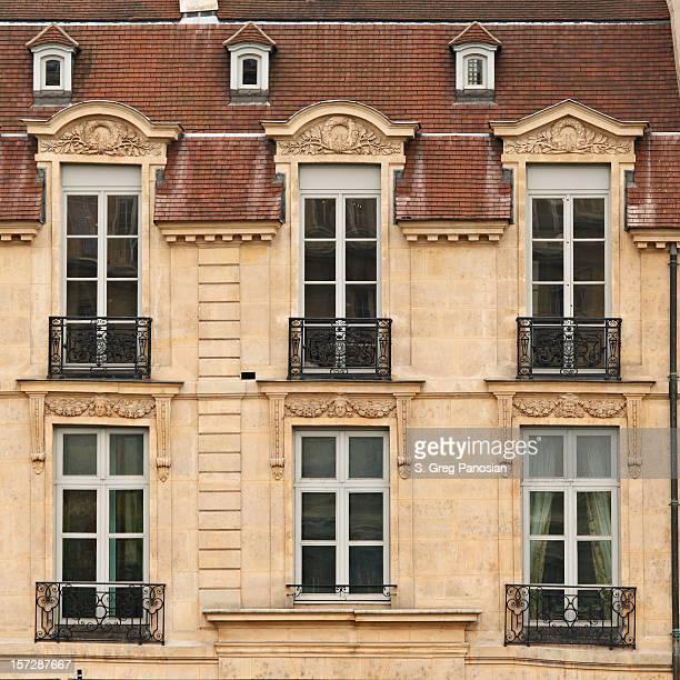 パリの建築
