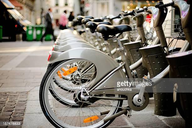 Vélos de Paris