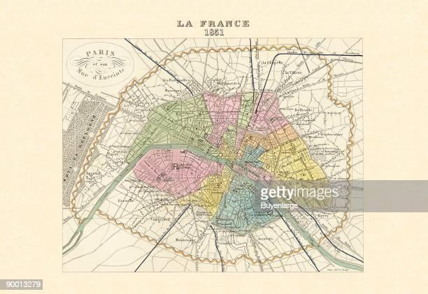Paris Capitale de la France