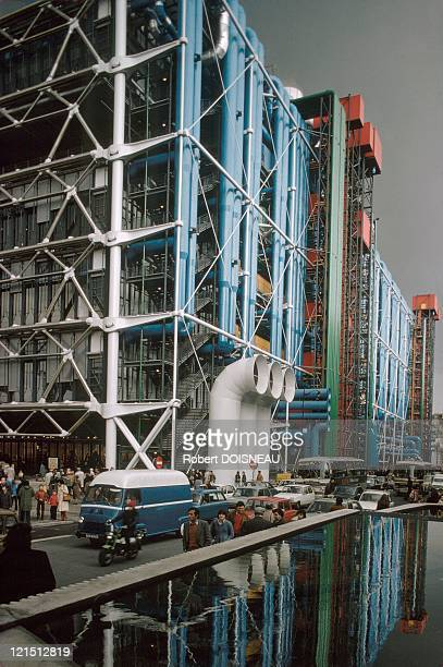 Paris Centre Georges Pompidou