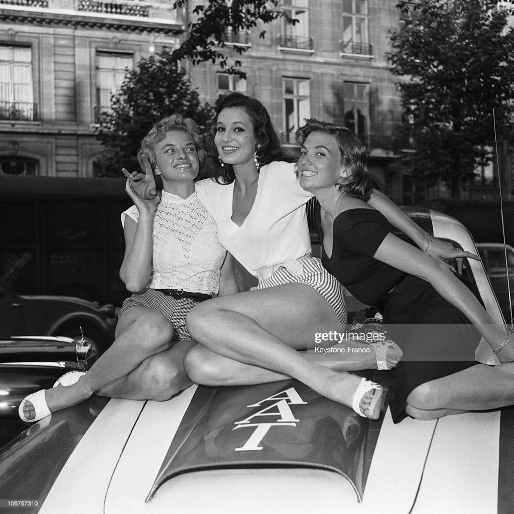 Erotische Show Paris Champs