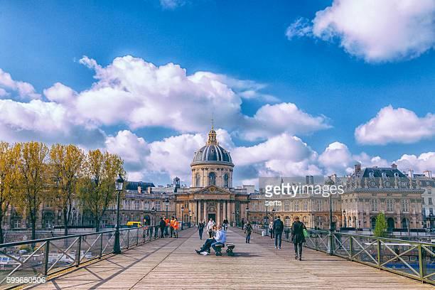 Paris city view - Institut de France