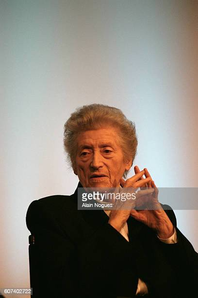 Paris Debate about Film 'Lucie Aubrac'