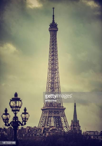 Paris. Tour Eiffel.
