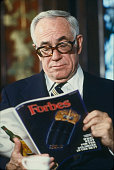 UNS: 19th August 1919 - Birth of Forbes Magazine Founder Malcolm Forbes