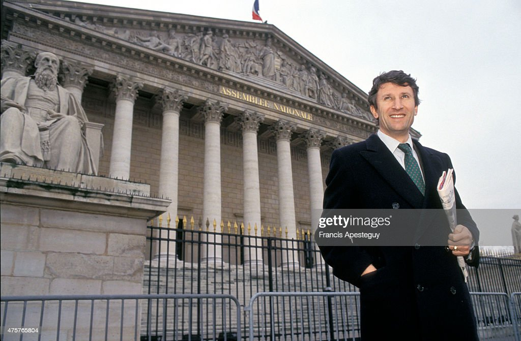 Paris, France, , <a gi-track='captionPersonalityLinkClicked' href=/galleries/search?phrase=Philippe+de+Villiers&family=editorial&specificpeople=602682 ng-click='$event.stopPropagation()'>Philippe de Villiers</a> senator of Vendee.