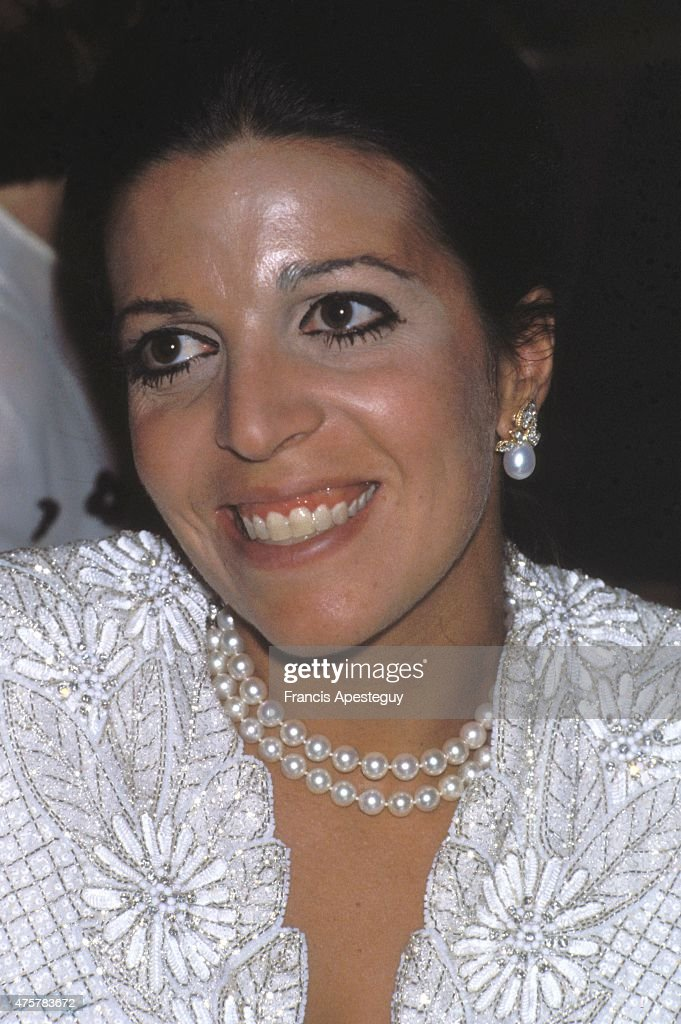 Paris, France, , Shipping executive <a gi-track='captionPersonalityLinkClicked' href=/galleries/search?phrase=Christina+Onassis&family=editorial&specificpeople=206928 ng-click='$event.stopPropagation()'>Christina Onassis</a>.