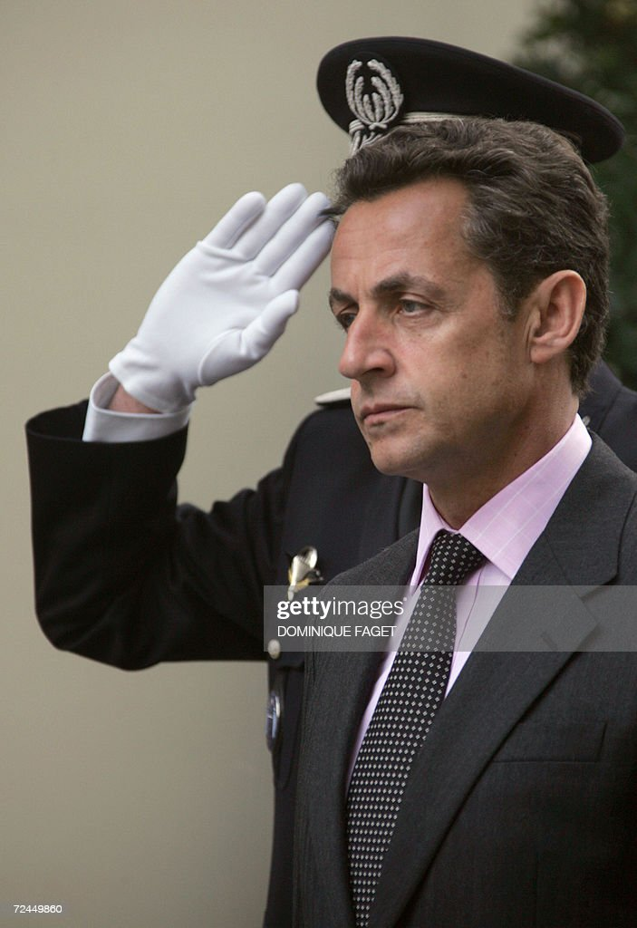 Nicolas sarkozy getty images for Ministere exterieur france
