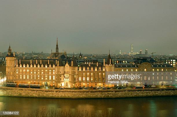 Paris France Paris the Conciergerie