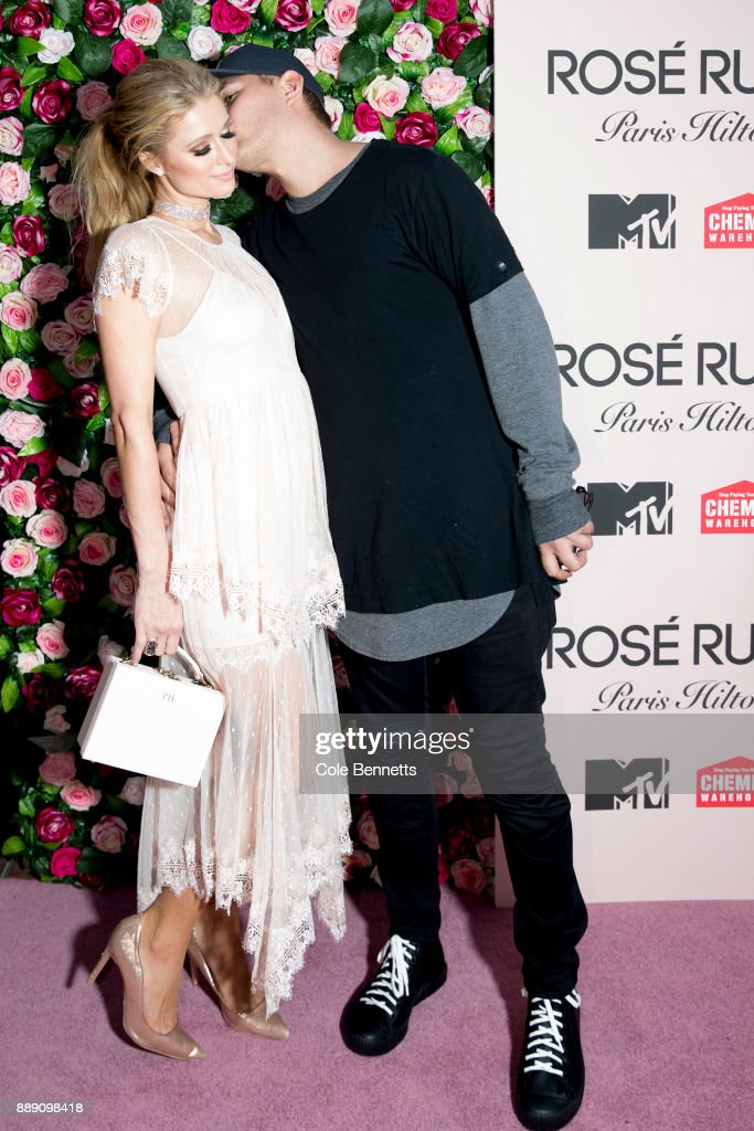 Paris Hilton Launches Rose Rush Fragrance in Australia: An Alternative View