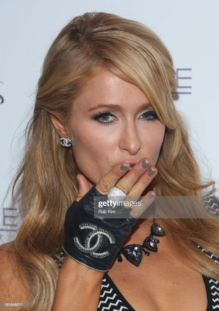 <a gi-track='captionPersonalityLinkClicked' href=/galleries/search?phrase=Paris+Hilton&family=editorial&specificpeople=171761 ng-click='$event.stopPropagation()'>Paris Hilton</a> attends <a gi-track='captionPersonalityLinkClicked' href=/galleries/search?phrase=Paris+Hilton&family=editorial&specificpeople=171761 ng-click='$event.stopPropagation()'>Paris Hilton</a>'s 'Good Time' Single Release Party at Marquee on September 25, 2013 in New York City.