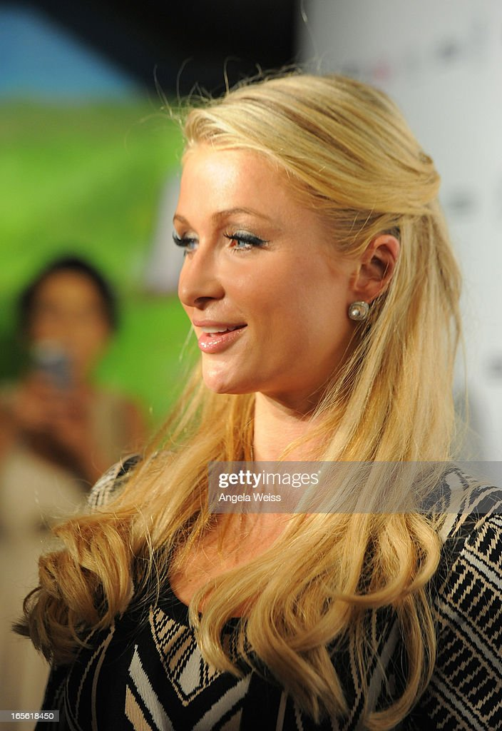 Paris Hilton attends Star Magazine's Hollywood Rocks event held at Playhouse Hollywood on April 4, 2013 in Los Angeles, California.