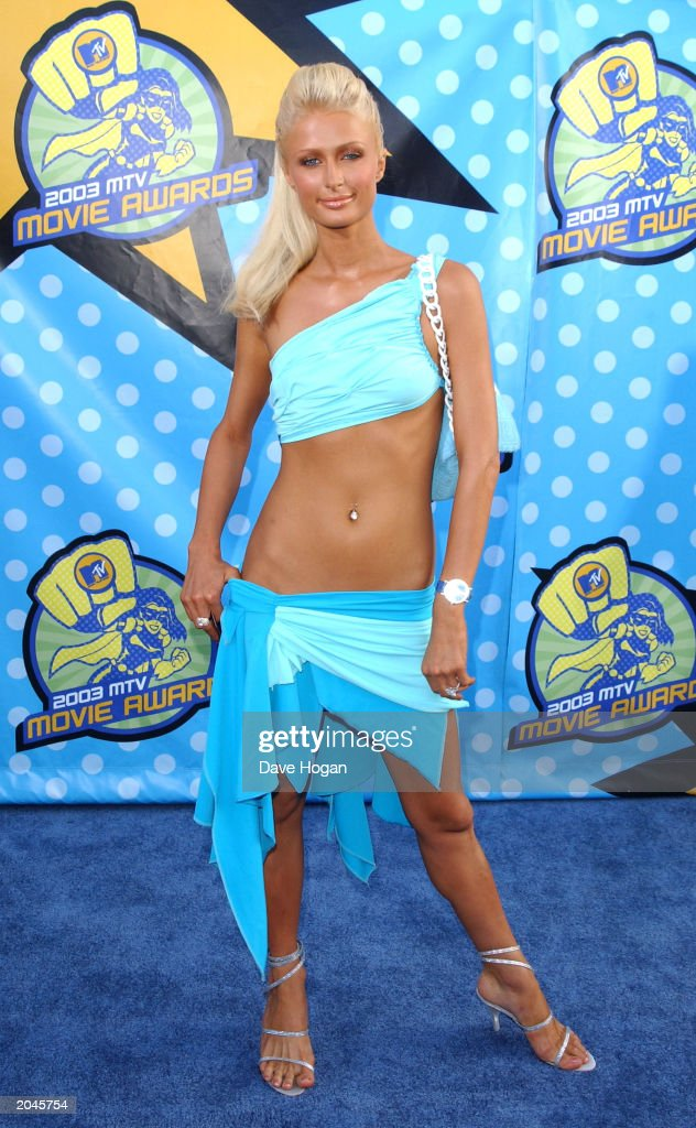 2003 MTV Movie Awards - Arrivals