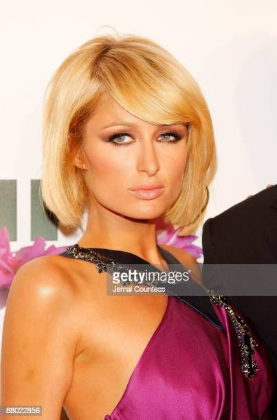 Paris Hilton attends the 37th Annual Fifi Awards at The Armory on May 27 2009 in New York City