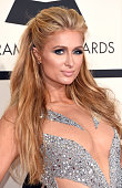 Paris Hilton attends The 57th Annual GRAMMY Awards at the STAPLES Center on February 8 2015 in Los Angeles California