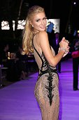 Paris Hilton attends the 'De Grisogono' Party at the annual 69th Cannes Film Festival at Hotel du CapEdenRoc on May 17 2016 in Cap d'Antibes France