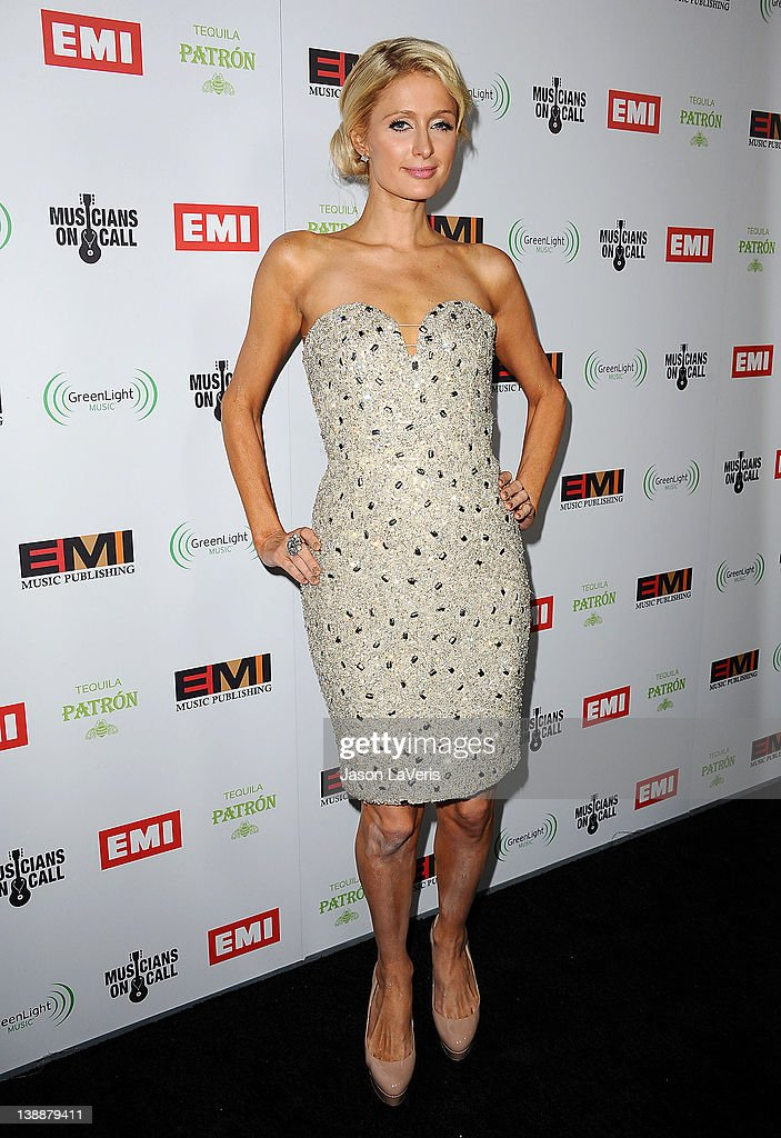 <a gi-track='captionPersonalityLinkClicked' href=/galleries/search?phrase=Paris+Hilton&family=editorial&specificpeople=171761 ng-click='$event.stopPropagation()'>Paris Hilton</a> attends the EMI Grammy after party on February 12, 2012 in Hollywood, California.