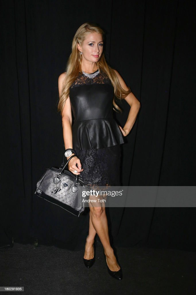 <a gi-track='captionPersonalityLinkClicked' href=/galleries/search?phrase=Paris+Hilton&family=editorial&specificpeople=171761 ng-click='$event.stopPropagation()'>Paris Hilton</a> attends the Interview Magazine's Model Issue Party at Monarch on September 10, 2013 in New York City.