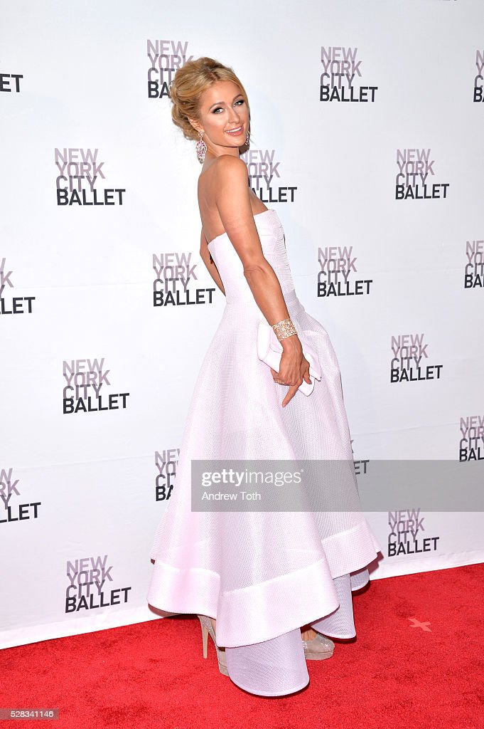 <a gi-track='captionPersonalityLinkClicked' href=/galleries/search?phrase=Paris+Hilton&family=editorial&specificpeople=171761 ng-click='$event.stopPropagation()'>Paris Hilton</a> attends the New York City Ballet's Spring Gala on May 04, 2016 in New York, New York.