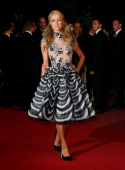 Paris Hilton attends 'The Rover' Premiere at the 67th Annual Cannes Film Festival on May 18 2014 in Cannes France