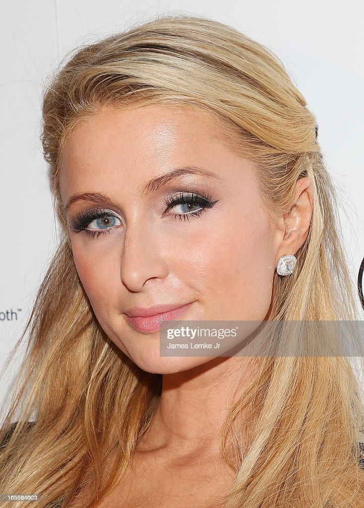 Paris Hilton attends the Star Magazine's 'Hollywood Rocks' Party held at the Playhouse Hollywood on April 4, 2013 in Los Angeles, California.