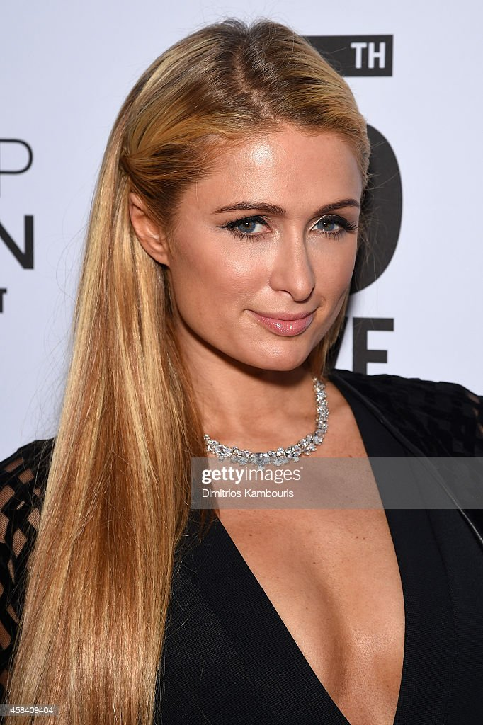<a gi-track='captionPersonalityLinkClicked' href=/galleries/search?phrase=Paris+Hilton&family=editorial&specificpeople=171761 ng-click='$event.stopPropagation()'>Paris Hilton</a> attends the Topshop Topman New York City flagship opening dinner at Grand Central Terminal on November 4, 2014 in New York City.