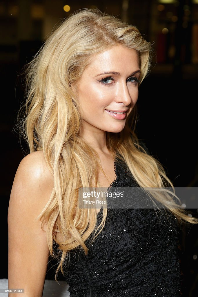 <a gi-track='captionPersonalityLinkClicked' href=/galleries/search?phrase=Paris+Hilton&family=editorial&specificpeople=171761 ng-click='$event.stopPropagation()'>Paris Hilton</a> attends the Zero Theorem Party Hosted by Terry Gilliam The 66th Annual Cannes Film Festival at Torch at Vegaluna Beach Club on May 18, 2013 in Cannes, France.