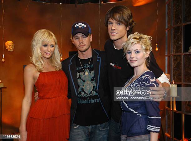 Chad Michael Murray Paris Hilton Stock Photos and Pictures ...