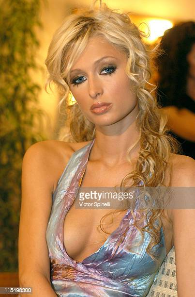 Paris Hilton during 75th Annual Academy AwardsAlvin Valley private suite at Le Meridien Hotel in Beverly Hills California United States