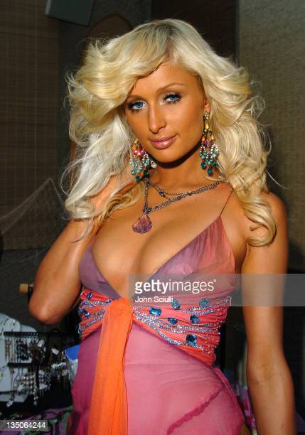 Paris Hilton in Backstage Creations Talent Retreat