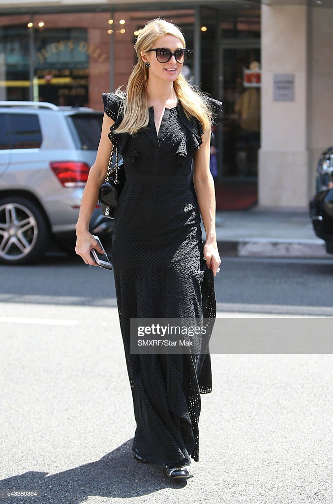 <a gi-track='captionPersonalityLinkClicked' href=/galleries/search?phrase=Paris+Hilton&family=editorial&specificpeople=171761 ng-click='$event.stopPropagation()'>Paris Hilton</a> is seen on June 27, 2016 in Los Angeles, California.