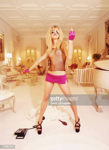 Paris Hilton Paris Hilton Nicky Hilton by David LaChapelle Paris Hilton Nicky Hilton Vanity Fair September 1 2000