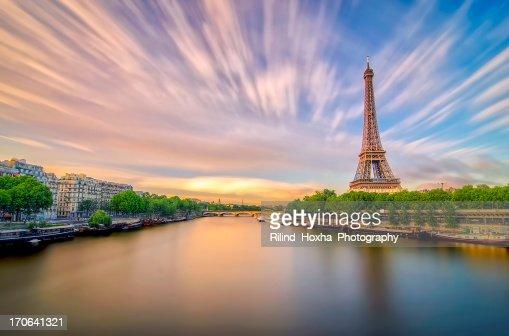 Paris in colors