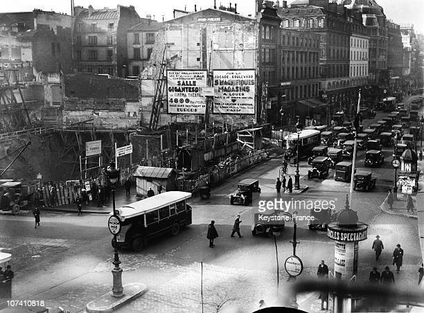 Paris In Reconstruction On The Thirties