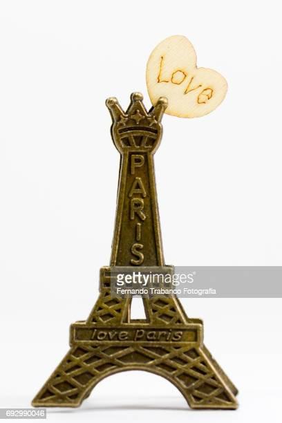 Paris is the city of love