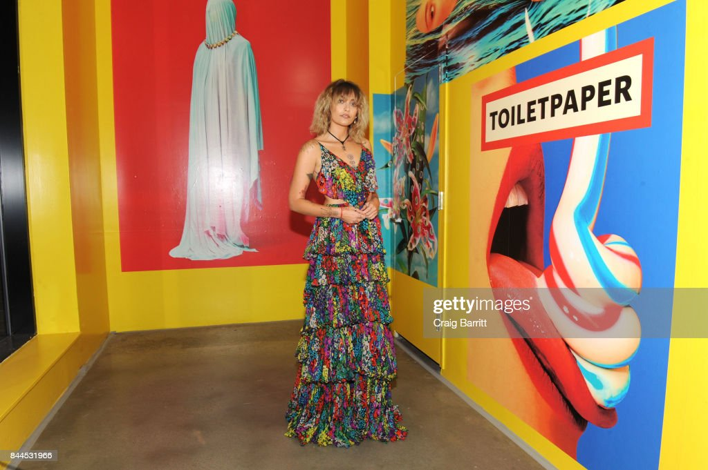 The Exhibition opening at Skylight Modern on September 8, 2017 in New York City.