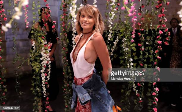 Paris Jackson attends the Refinery29 Third Annual 29Rooms Turn It Into Art event on September 7 2017 in the Brooklyn borough of New York City