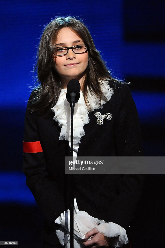 Paris Katherine Jackson onstage at the 52nd Annual GRAMMY Awards held at Staples Center on January 31, 2010 in Los Angeles, California.