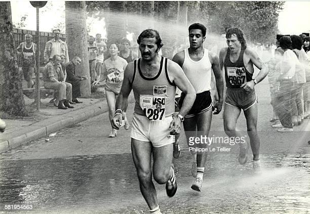 Paris Marathon May 1982 France