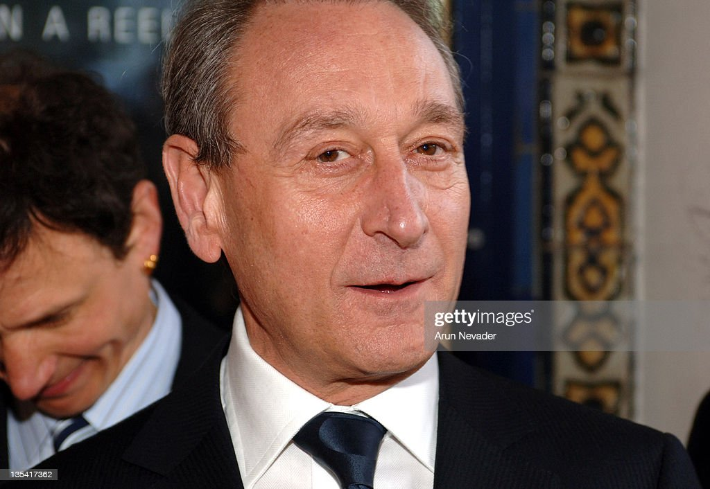 Paris Mayor Bertrand Delanoe during 49th San Francisco International Film Festival - 'Perhaps Love' Opening Night Screening at Castro Theatre in San Francisco, CA, United States.