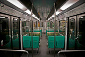 Paris Metro carriage