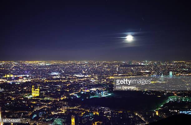 Paris Moonrise