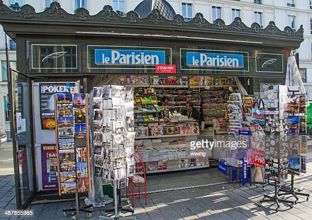 Parigi notizie negozio