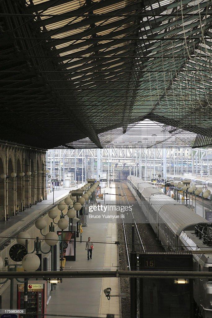 Paris North Railway Station