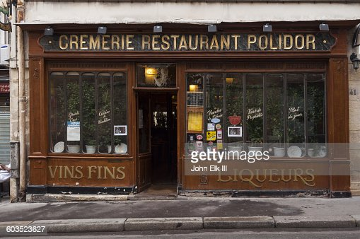 Restaurant Facade paris restaurant facade stock photo | getty images