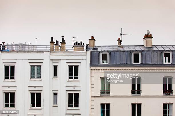 パリ Roofline