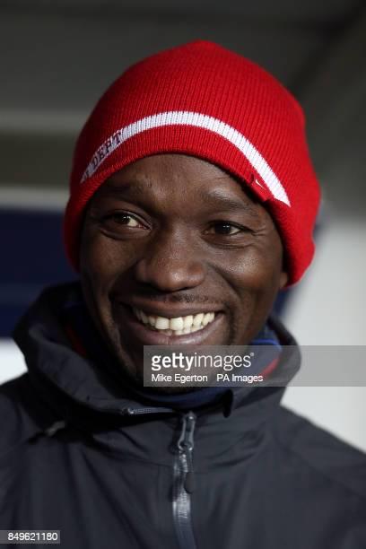 Paris SaintGermain assistant coach Claude Makelele