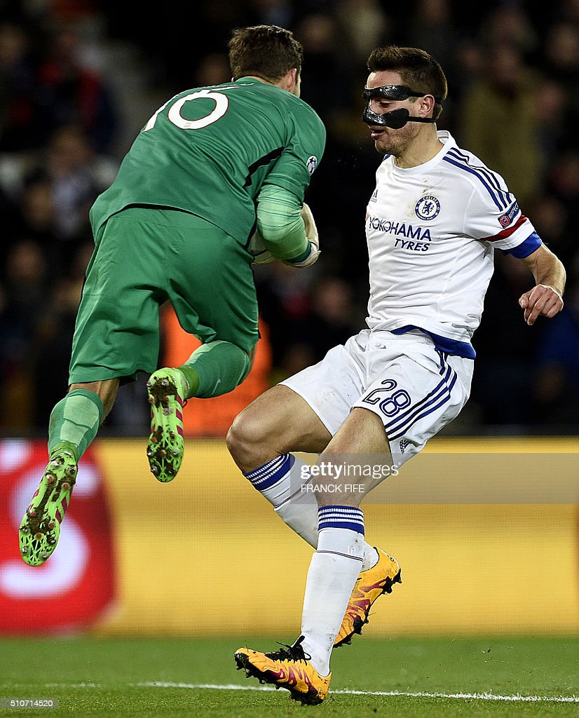 Photos Chelsea Vs Paris Saint Germain: Paris Saint-Germain V Chelsea FC
