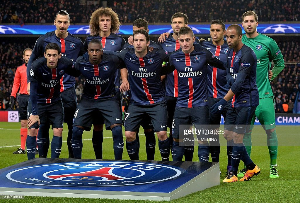 mannschaft paris saint germain